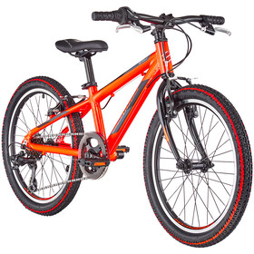 "Serious Rockville 20"" Kinderen, race fire red"